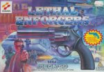 Sega Mega CD - Lethal Enforcers and Gun Box Set