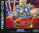 Sega Mega CD - Lords of Thunder