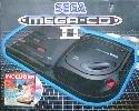 Sega Mega CD - Sega Mega CD 2 Console Boxed