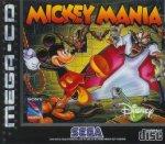 Sega Mega CD - Mickey Mania