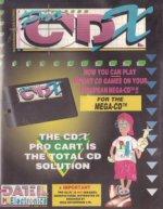 Sega Mega CD - Sega Mega CD Pro CDX Black Boxed