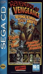 Sega Mega CD - Revengers of Vengeance