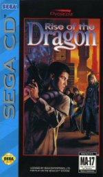 Sega Mega CD - Rise of the Dragon