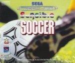 Sega Mega CD - Sensible Soccer