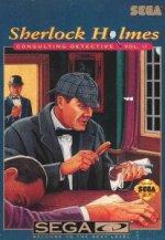 Sega Mega CD - Sherlock Holmes 2