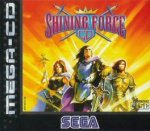 Sega Mega CD - Shining Force CD