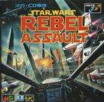 Sega Mega CD - Star Wars Rebel Assault