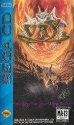 Sega Mega CD - Vay