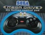 Sega Megadrive - Sega Megadrive 6 Button Controller Boxed