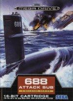 Sega Megadrive - 688 Attack Sub