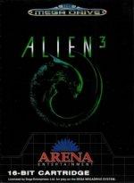 Sega Megadrive - Alien 3