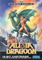 Sega Megadrive - Alisia Dragoon
