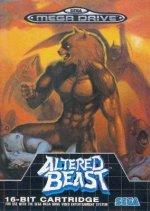 Sega Megadrive - Altered Beast