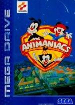 Sega Megadrive - Animaniacs