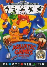 Sega Megadrive - Aquatic Games starring James Pond