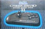 Sega Megadrive - Sega Megadrive Arcade Power Stick 2 Boxed