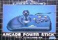 Sega Megadrive - Sega Megadrive Arcade Power Stick 1 Boxed