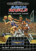 Sega Megadrive - Arch Rivals