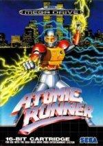 Sega Megadrive - Atomic Runner