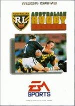 Sega Megadrive - Australian Rugby League