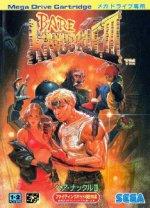 Sega Megadrive - Bare Knuckle 3