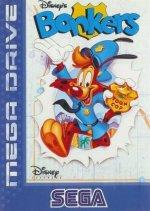 Sega Megadrive - Bonkers