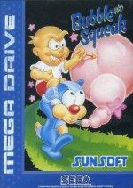 Sega Megadrive - Bubble and Squeak