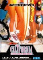 Sega Megadrive - California Games