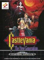 Sega Megadrive - Castlevania - The New Generation