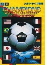 Sega Megadrive - Champions World Class Soccer