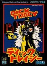 Sega Megadrive - Dick Tracy
