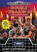 Sega Megadrive - Double Dragon 3 - The Arcade Game
