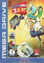 Sega Megadrive - Earthworm Jim 2