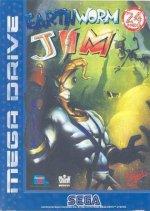 Sega Megadrive - Earthworm Jim