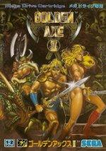 Sega Megadrive - Golden Axe 2