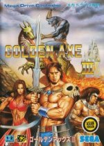 Sega Megadrive - Golden Axe 3