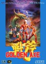 Sega Megadrive - Golden Axe