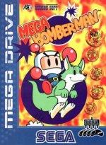 Sega Megadrive - Mega Bomberman