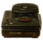 Sega 32X - Sega Megadrive 1 Modified Ultimate Switchless Triple Console Combination Loose