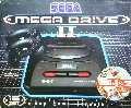 Sega Megadrive - Sega Megadrive 2 Megagames 1 and 2 Console Boxed