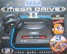 Sega Megadrive - Sega Megadrive 2 Megagames 2 and Sonic 2 Console Boxed