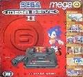 Sega Megadrive - Sega Megadrive 2 Megagames 6 Console Boxed