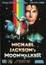Sega Megadrive - Michael Jacksons Moonwalker