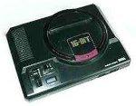 Sega Megadrive - Sega Megadrive 1 Modified Japanese Switchless Console Loose