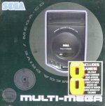 Sega Mega CD - Sega Megadrive MultiMega Boxed