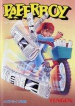 Sega Megadrive - Paperboy