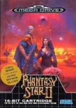 Sega Megadrive - Phantasy Star 2