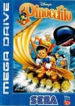 Sega Megadrive - Pinocchio