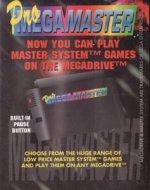 Sega Megadrive - Sega Megadrive Pro Mega Master Boxed