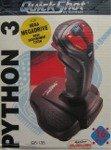 Sega Megadrive - Sega Megadrive Quickshot Python 3 Joystick Boxed
